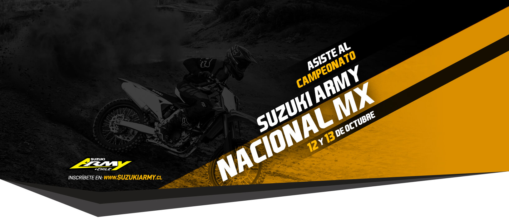 Suzuki Army Nacional MX  12 y 13 de Oct