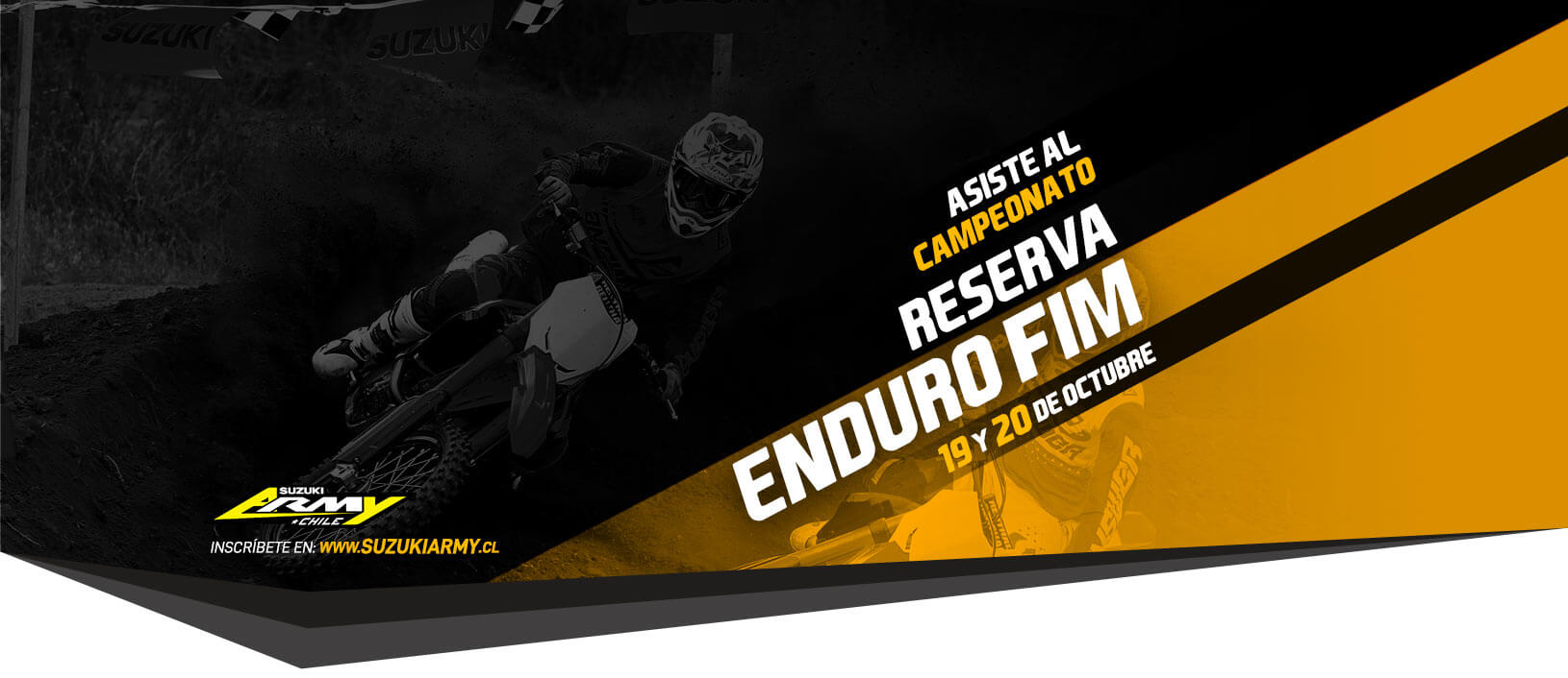 Reserva Enduro Fim 19 y 20 de Oct