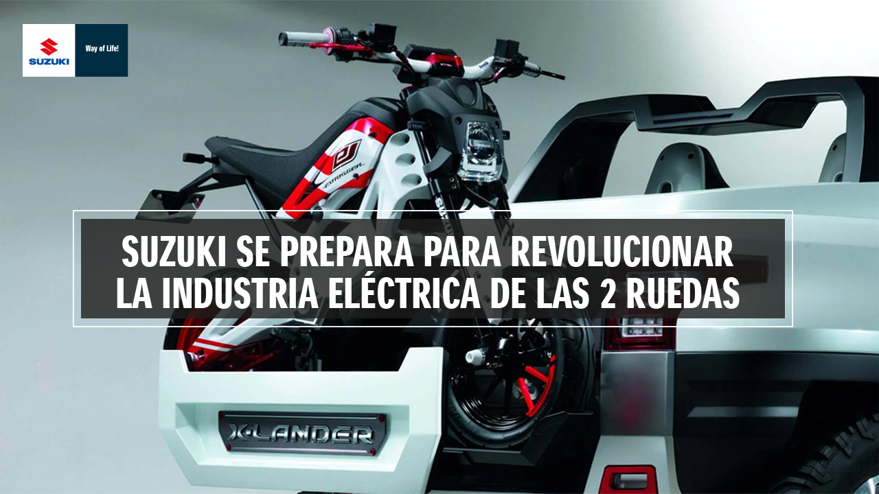 Suzuki se prepara para revolucionar la industria